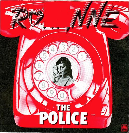 Quel prénom est mis à l'honneur dans une chanson de Police de 1978 ?