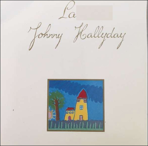 Quel prénom est mis à l'honneur dans une chanson de Johnny Hallyday de 1986 ?