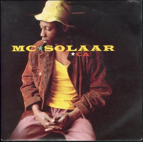 Quel prénom est mis à l'honneur dans une chanson de MC Solaar de 1992 ?