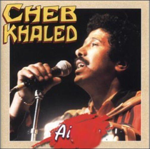 Quel prénom est mis à l'honneur dans une chanson de Cheb Khaled de 1996 ?