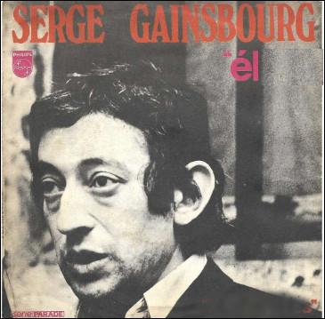 Quel prénom est mis à l'honneur dans une chanson de Serge Gainsbourg de 1969 ?