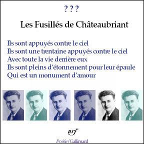 """Quel est l'auteur - prénommé René-Guy - de ce poème tiré du recueil """"Pleine poitrine"""" ?"""
