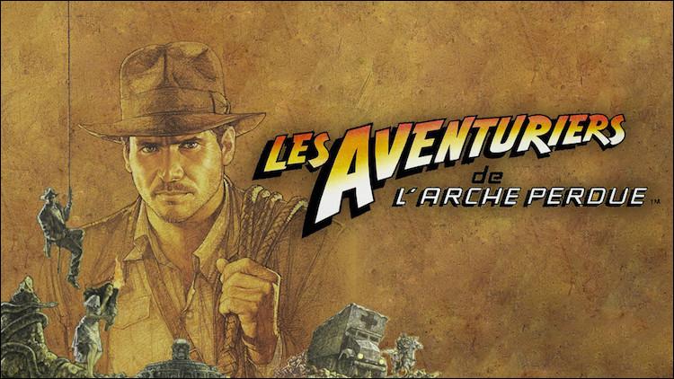 """Qui voit-on aux côtés d'Harrison Ford dans """"Les Aventuriers de l'Arche perdue"""" ?"""