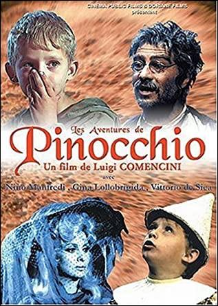 """Qui a écrit """"Les Aventures de Pinocchio"""" ?"""
