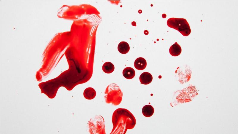 De quel statut de sang est-il ?