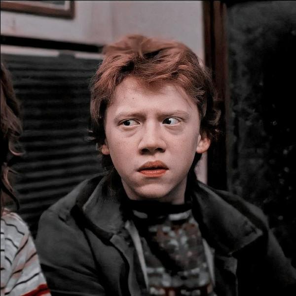 Connais-tu vraiment Ron Weasley ?