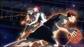 Au début, les yeux de l'empereur d'Akashi ont pris le dessus sur Kagami qui était dans la Zone. Lorsque Kagami est entré dans la deuxième Zone, qui remporta le duel ?