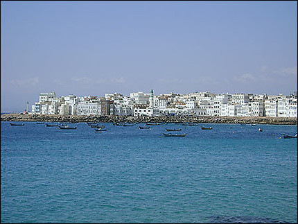 Moukalla, 150 000 habitants, est une ville d'...
