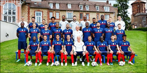Quels seront les adversaires de l'Équipe de France durant la phase de groupes ?