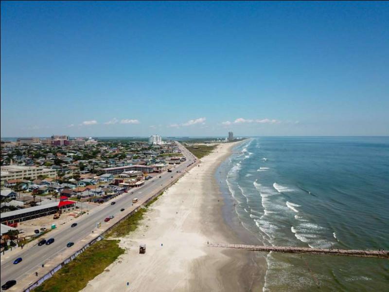 Galveston, 57 000 habitants, est une ville d'...