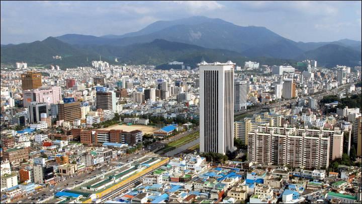Gwangju, 1,4 million d'habitants, est une ville d'...