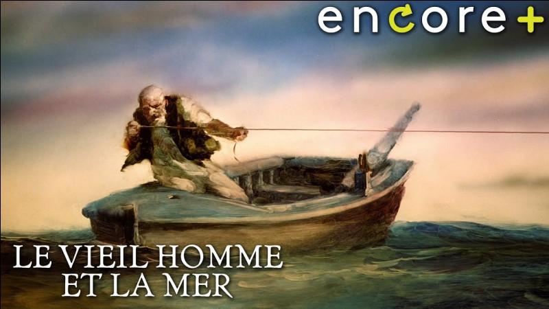 """À quel auteur américain doit-on le roman """"Le Vieil Homme et la Mer"""" ?"""