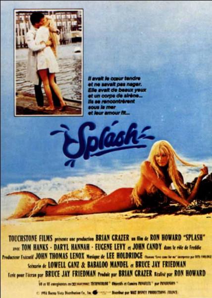 """Quelle actrice peut-on voir dans le film """"Splash"""" ?"""