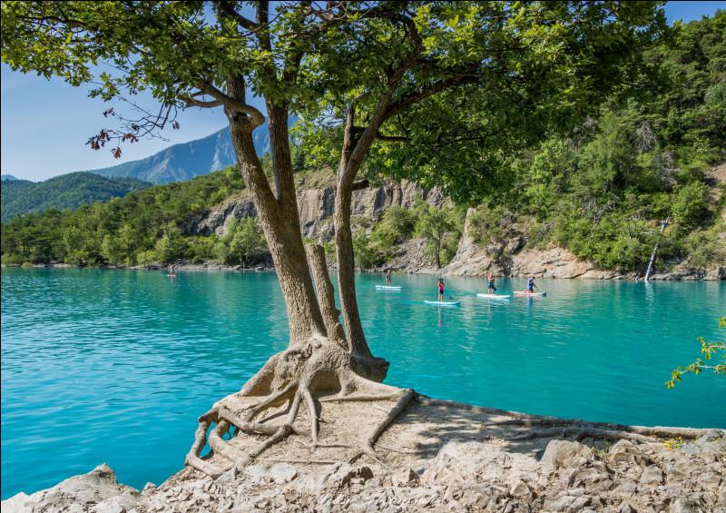 Quel est le plus grand lac artificiel de France ?