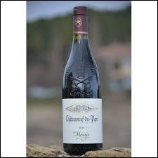 Le vin Châteauneuf-du-Pape est un côtes-du-rhône.