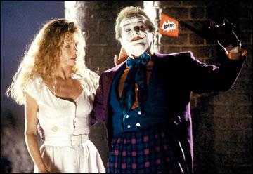 Quel titre de conte est cité par le Joker lorsqu'il dance avec Vicky ?