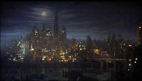 La ville de Gotham City s'apprête à fêter son :