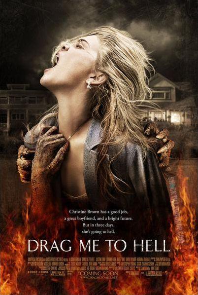 Film d'horreur : Jusqu'en Enfer