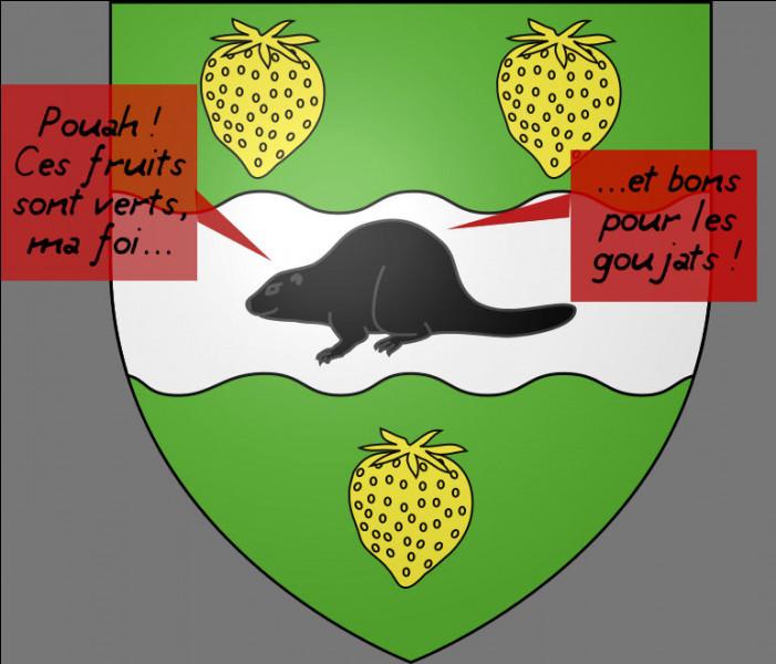 """Le nom de cette commune - attesté au moins depuis 1100 - est celui d'un animal, en gaulois """"bebero"""", qui signifie ..."""