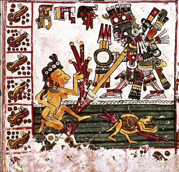Synonyme de ''aztèque'' :