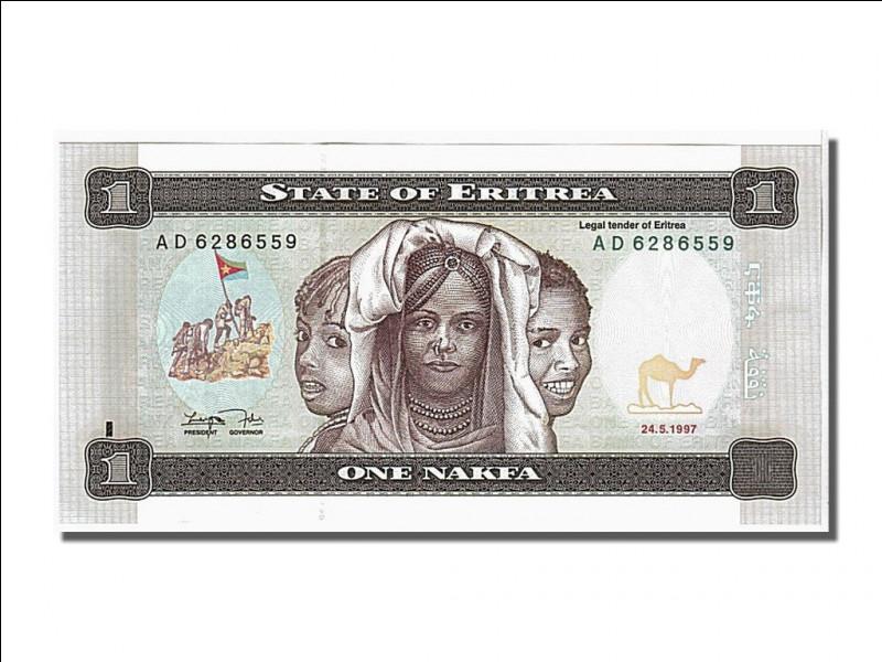Devise officielle de l'Érythrée :