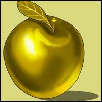 A quoi sert la pomme d'or ?