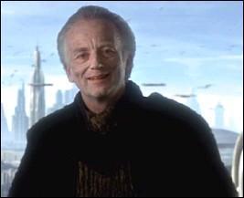 Sous quel autre nom connaît-on le Chancelier Palpatine ?