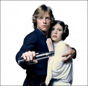 Quel lien de parenté ont Luke et la Princesse Leia ?