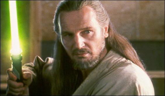 Quel seigneur Sith tua Qui-Gon Jinn ?