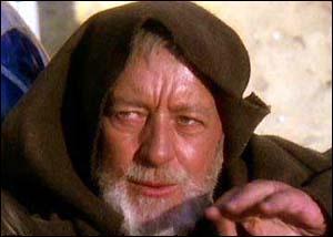 Quel nom Obi-Wan Kenobi a-t-il adopté pendant des années jusqu'au jour où il rencontra Luke ?