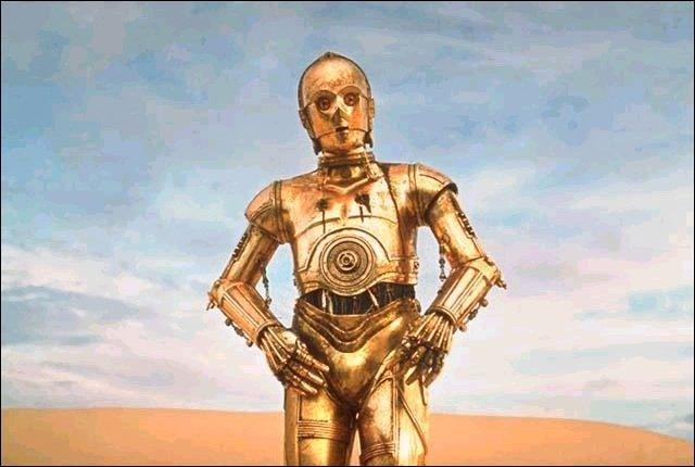 Quel nom porte le robot qu'Anakin a construit dans sa jeunesse ?
