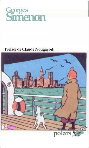 """Quel est ce roman de la série """"Maigret"""" ?"""