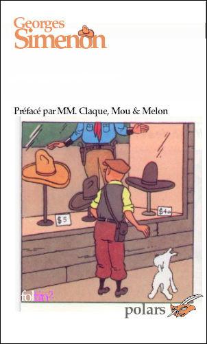 Un autre film - de Claude Chabrol et avec Michel Serrault - sera tiré de cet autre roman policier : lequel ?