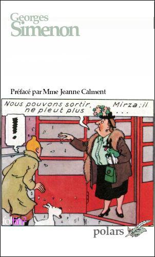 Un téléfilm de 1994 avec Bruno Cremer et Odette Laure est titré comme le roman de Simenon : lequel ?