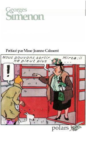 La collection Foltintin (29) - 'Simenon' (bis)