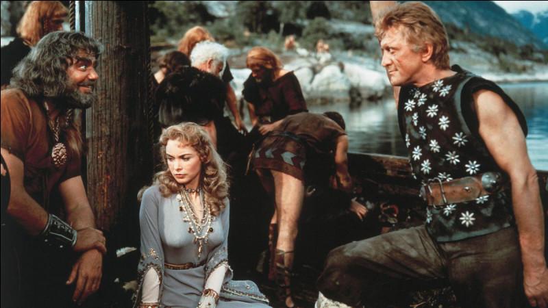 """J'ai un rôle dans le long-métrage """"Les Vikings"""".Qui suis-je ?"""
