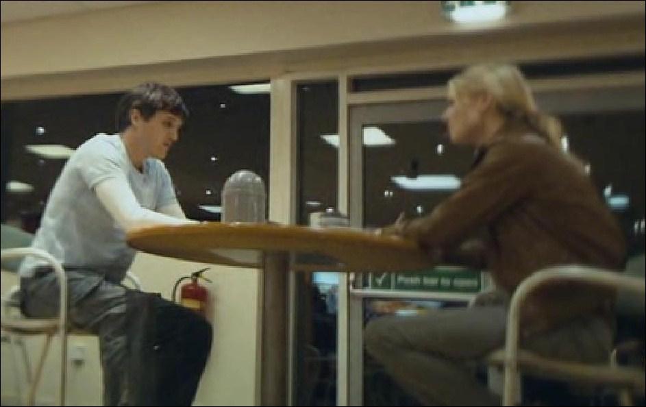 Que se passe-t-il dans la caféteria ?
