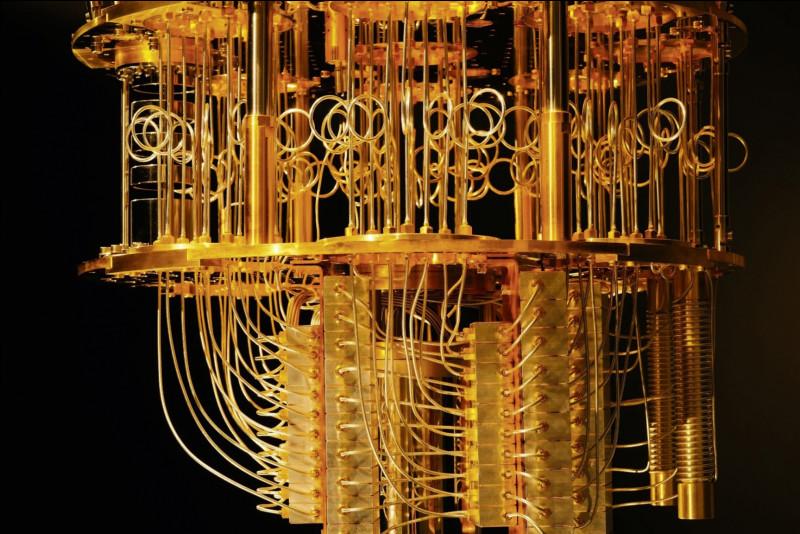 Unité de mesure de l'information en informatique quantique :