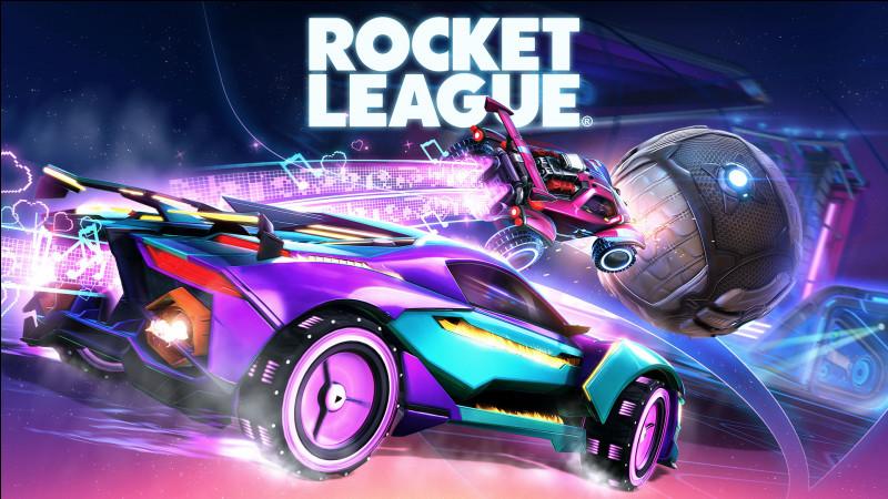 """En quelle année est sorti """"Rocket League"""" ?"""