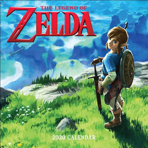 """En quelle année est sorti """"Zelda"""" ?"""