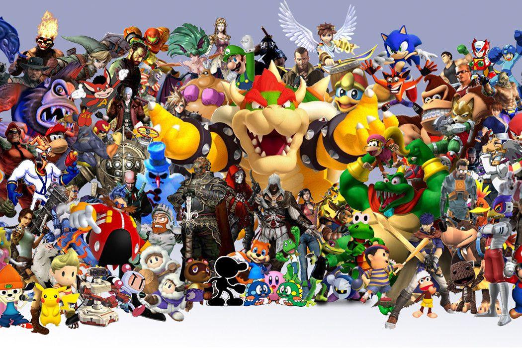 En quelle année sont sortis les jeux vidéo ?
