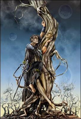 Pour remercier Baucis et son mari de leur piété Zeus les épargna lorsqu'il déclencha le déluge et les changea en arbres à tout jamais entrelacés. Mais qui était le mari de Baucis ?