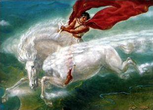 La mythologie grecque en B
