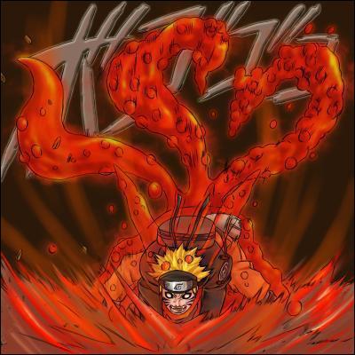 Combien de traits a le sceau de Naruto pour ne pas libérer le démon-renard à neuf queues ?