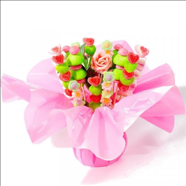 """Pourquoi, dans sa chanson """"Les Bonbons"""", Jacques Brel offre-t-il plutôt des bonbons que des fleurs ?"""