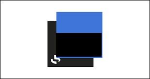 Quelle radio française possède ce logo bleu ?