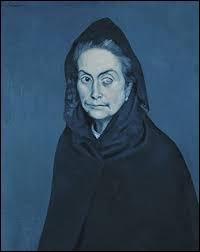 """Quel peintre très célèbre a eu une """"période bleue"""" au début du XXe siècle ?"""