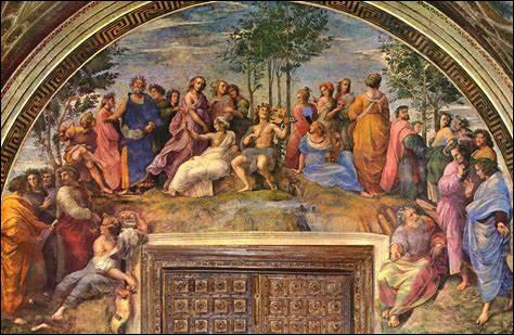 Dans la mythologie grecque, combien y a-t-il de Muses ?