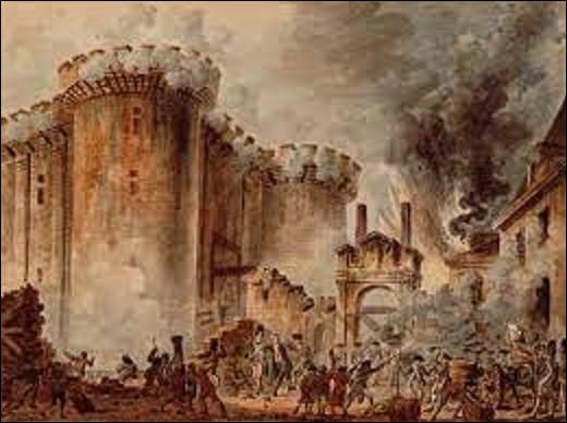 14 juillet 1880 : Presque un siècle après la prise de la prison de la Bastille, la IIIe République décrète de faire de ce jour la fête nationale de notre pays. Combien de prisonniers furent libérés lors de la prise de ce bâtiment ?