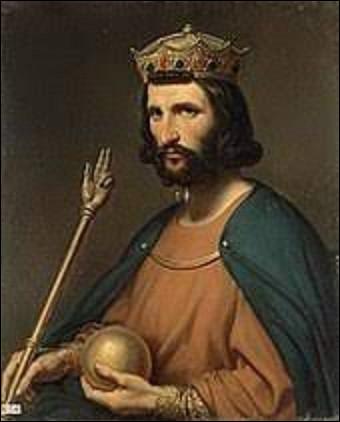 1er juillet 987 : Quel roi des Francs est élu par les princes du royaume ?